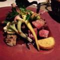 メゾンバルサック(東京、丸の内)の絶品ラム肉